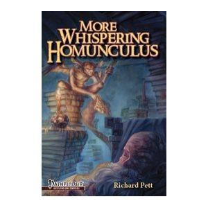 Kobold Press: More Whispering Homunculus (Pathfinder Compatible)