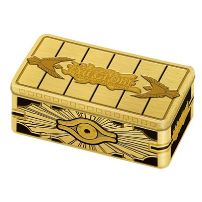 Yugioh: Gold Sarcophagus Tin 2019