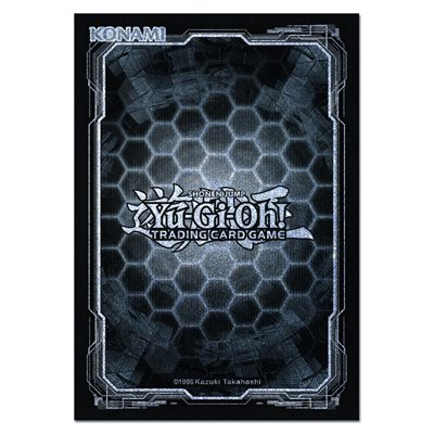 Yugioh: Dark Hex Card Sleeves (50)