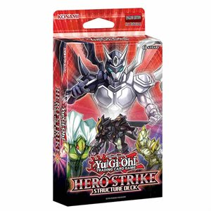 Yugioh: Structure Deck Hero Strike ^ NOV 08 2019