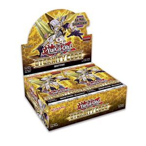 Yugioh: Eternity Code Booster ^ MAY 1, 2020