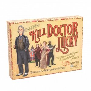 Kill Doctor Lucky: Deluxe 24 3 / 4 Anniversary Edition