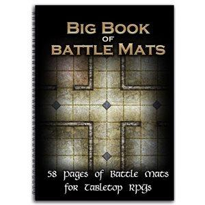 Big Book of Battle Mats (No Amazon Sales)