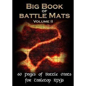 Big Book of Battle Mats Vol 2 (No Amazon Sales)
