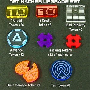 Net Hacker Token Set (84)