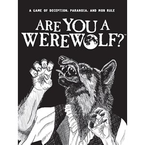 Are You A Werewolf? (no amazon sales)