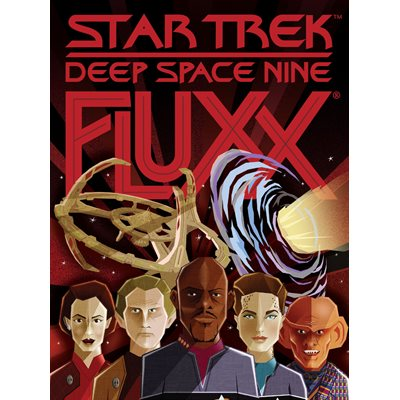 Star Trek: Deep Space 9 Fluxx (No Amazon Sales) ^ May 23, 2019