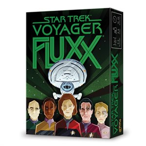Fluxx: Star Trek Voyager (No Amazon Sales) ^ NOV 12 2020