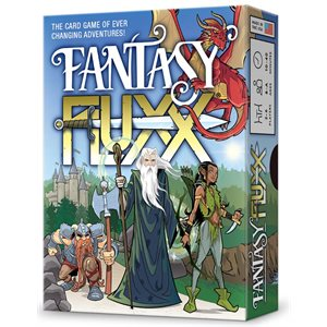 Fantasy Fluxx (No Amazon Sale) ^ JAN 7 2021