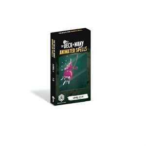 The Deck Of Many: Animated Spells: Level 1 G-Z (No Amazon Sales)