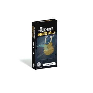 The Deck Of Many: Animated Spells: Level 3 A-M (No Amazon Sales)