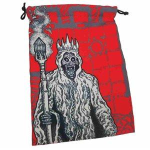 Dice Bag Lich King (No Amazon Sales)