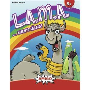 L.L.A.M.A (No Amazon Sales)