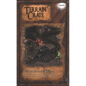 TerrainCrate: Abandoned Mine