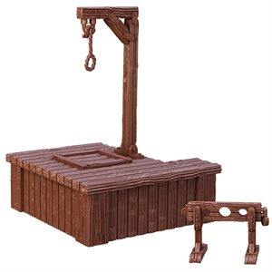 TerrainCrate: Gallows & Stocks (Retail Exclusive)