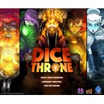 Dice Throne Launch Kit