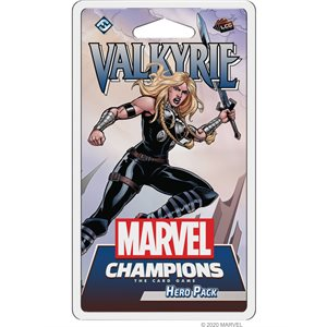Marvel Champions: LCG: Valkyrie Hero Pack ^ NOV 19 2021
