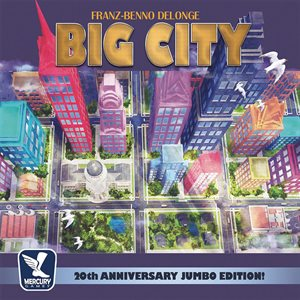 Big City: 20th Anniversary Jumbo Edition (BOOK) ^ July 2019