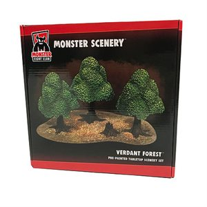 Monster Scenery: Verdant Forest (No Amazon Sales)