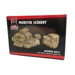Monster Scenery: Barren Hills (No Amazon Sales)
