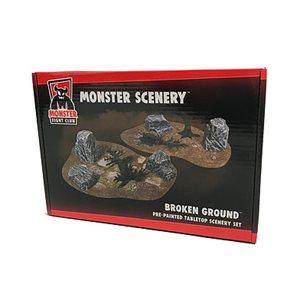 Monster Scenery: Broken Ground (No Amazon Sales)