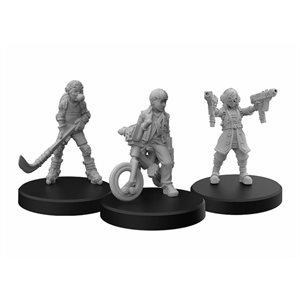 Cyberpunk Red Miniatures: Generation Red A (No Amazon Sales)