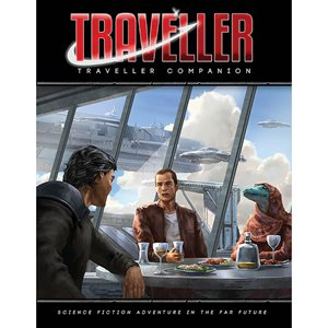 Traveller RPG: Companion (BOOK) ^ May 2019