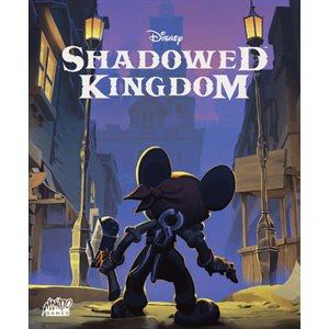 Disney: Shadowed Kingdoms (No Amazon Sales) ^ OCT 21 2020