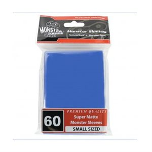 Sleeves: Yugioh Monster Matte Blue
