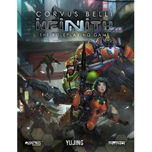 Infinity RPG: Yu Jing (BOOK) ^ APR 2020