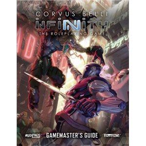 Infinity: RPG Gamemasters Guide (BOOK)