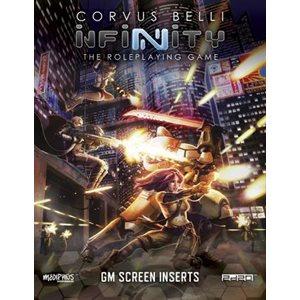Infinity: RPG GM Screen