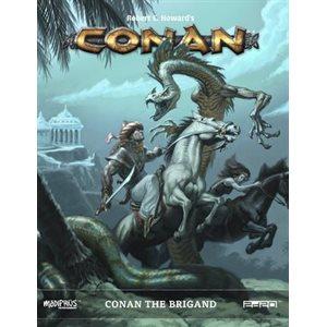Conan RPG: The Brigand (BOOK)