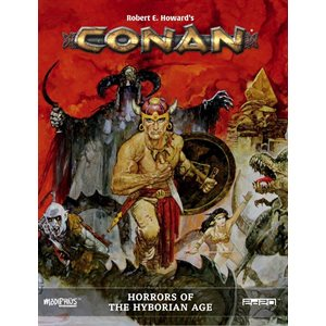 Conan RPG: Horrors of the Hyborian Age (BOOK)