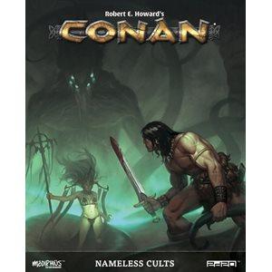 Conan RPG: Nameless Cults (BOOK)