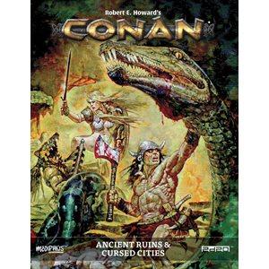 Conan RPG: Ancient Ruins & Cursed Cities (BOOK)
