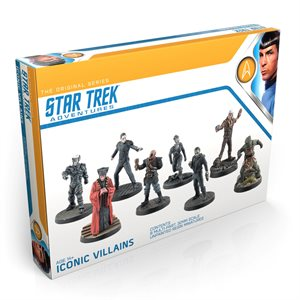 Star Trek Adventures: Iconic Villians