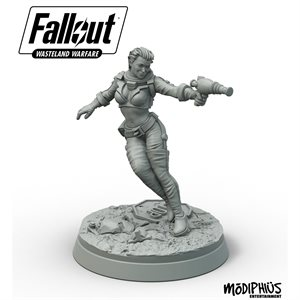 Fallout: Wasteland Warfare: Nuka Girl ^ September 2019