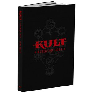Kult: Divinity Lost Black Edition (BOOK)