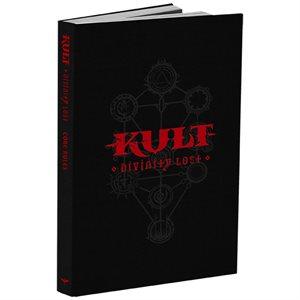 Kult: Divinity Lost Black Edition (BOOK) ^ Jul 2019