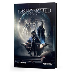 Dishonored RPG: Core Book (BOOK) ^ APR 2020