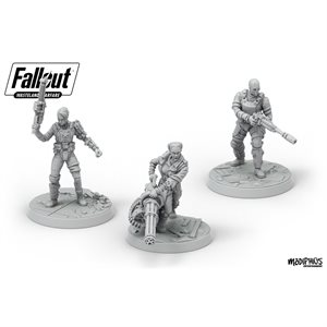 Fallout: Wasteland Warfare: Ack Ack, Sinjin & Avery ^ August 2019
