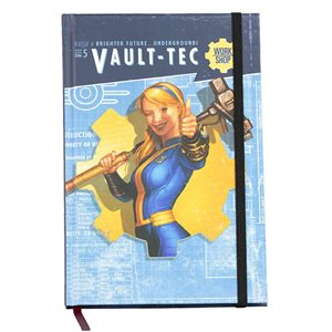 Fallout: Wasteland Warfare: Vault-Tec Notebook (BOOK)