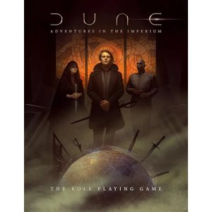 Dune RPG Core Rulebook (BOOK) ^ APR 2021