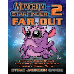 Munchkin Starfinder 2 Far Out