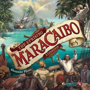 Maracaibo: The Uprising ^ JAN 2022