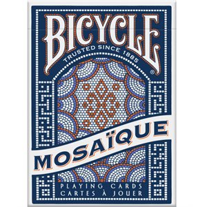 Bicycle Deck Mosaique