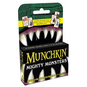 Munchkin Mighty Monsters ^ SEP 18 2019