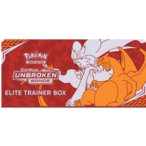 Pokemon: Sun & Moon Unbroken Bonds Elite Trainer Box
