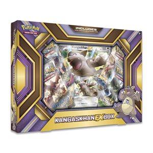 Pokemon: Kangaskhan-GX Box ^ Jun 7, 2019